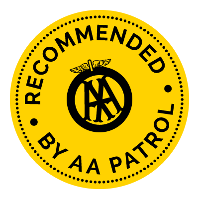 Recommended by AA Patrol